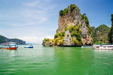 boat tour thailand james bond island big boat tour phuket my thailand tours
