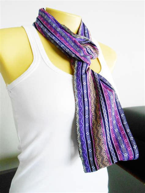 purple infinity scarf fabric eternity scarf circle