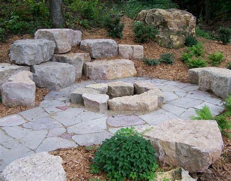 outdoor pit rocks best 25 rock pits ideas on backyard pool