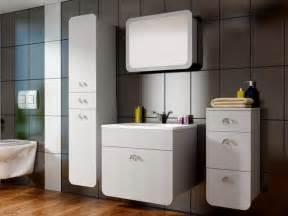 ensemble lili meubles de salle de bain laqu 233 blanc
