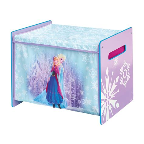 frozen bedroom in a box disney frozen cosytime toy box new 100 official bedroom