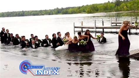 Wedding Crashers Instant by Instant Index Wedding Dock Crashers Abc News