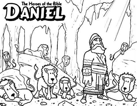 free printable coloring pages of daniel in the lion s den 102 best bible daniel in lion s den images on pinterest