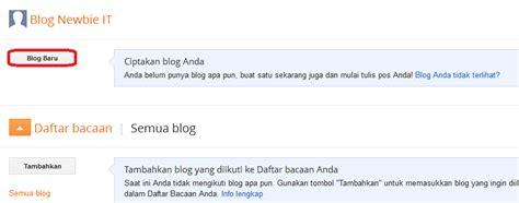 membuat blog lengkap cara benar membuat blog lengkap dengan gambar bangtomi