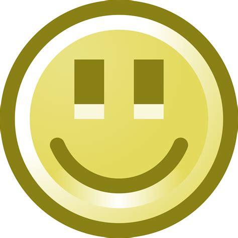 free smiling smiley clip illustration