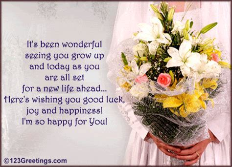 BEST WISHES QUOTES FOR SISTER WEDDING image quotes at