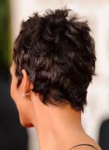 pixie haircuts for 50 fron the back back view of short pixie haircuts for women over 50