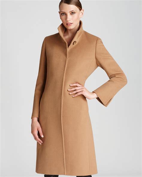 Cinzia Rocca Wool Coat   Bloomingdale's