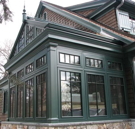 English Classic Victorian conservatories and Classic Style Sunroom Gothic Arch Greenhouses