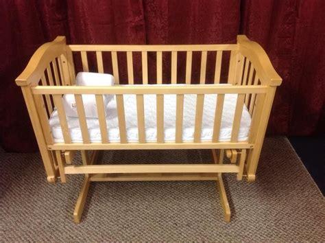 swinging bassinet cradle lot detail swinging baby cradle bassinet