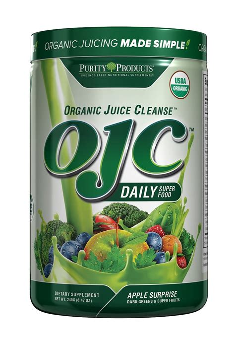 Organic Juice Detox by Organic Juice Cleanse Apple By Purity