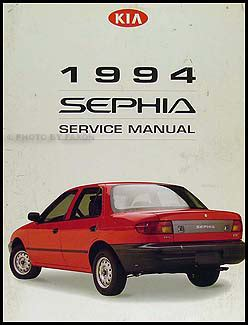 service manual free car manuals to download 1994 kia sephia regenerative braking 1994 kia
