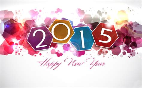 premium 2015 happy new year wallpapers