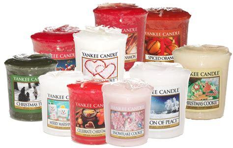 yankee candel yankee candle festive fragrances votive sler