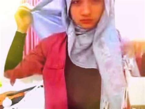 tutorial memakai jilbab pashmina youtube tutorial dan cara memakai jilbab pashmina dengan benar