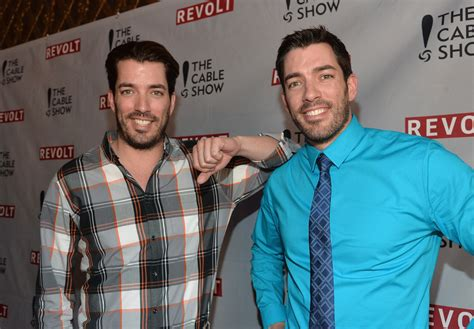 drew and jonathan jonathan scott drew scott photos photos revolt and ncta