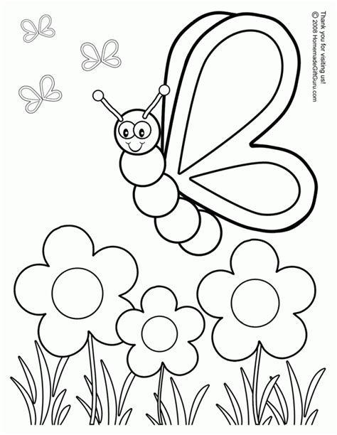 full size coloring pages for kids az coloring pages