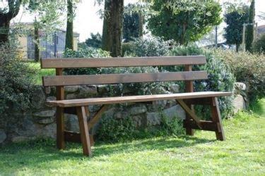 panchine da interno panchine in legno mobili da giardino