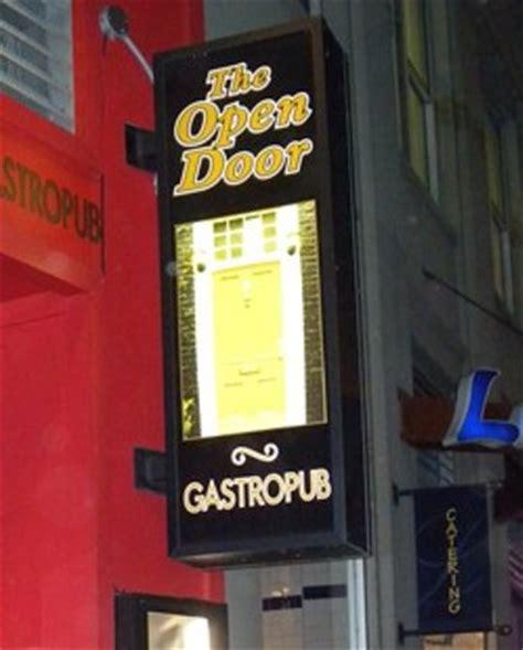 Open Door Gastropub by Open Door Gastropub New York City Financial District
