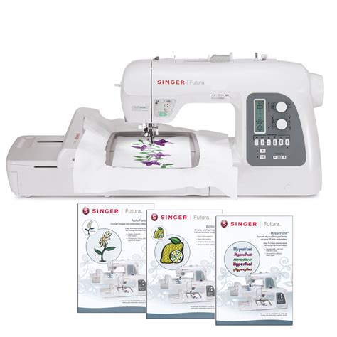 Sewing Machine For Embroidery And Quilting by Singer Futura Xl 550 Sewing Quilting And Embroidery
