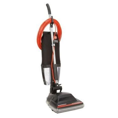 commercial model vacuum hoover commercial guardsman 12 bagless model c1633 steel