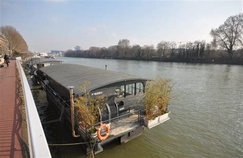 ile de france barge rental boulogne