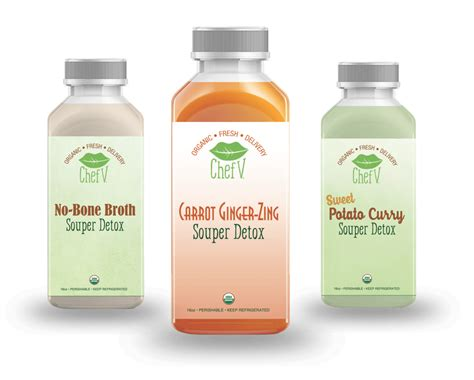 Chef V Detox Soup Ingredients by Soup Is The New Juice Cleanse Chef V
