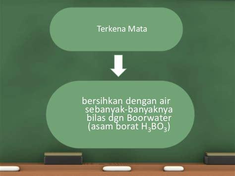Asam Borat Untuk Kulit p3k karena bahan kimia manajemen laboratorium kimia