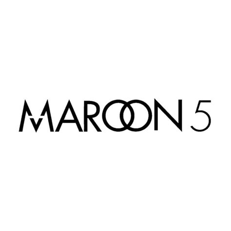 maroon logo 50 best band logos images on pinterest