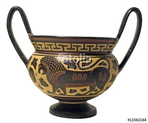 antico vaso quot riproduzione di antico vaso etrusco corinzio quot immagini e