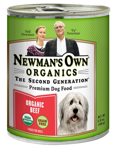 newman s own food newman s own organic canned food organic beef organicpowerfoods