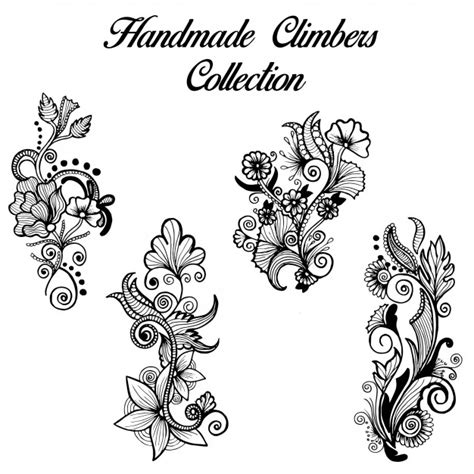 black and white henna tattoo designs black and white henna designs climbers