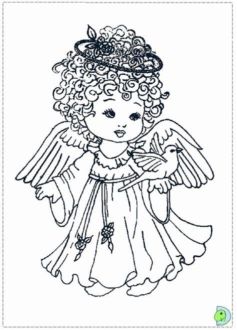 coloring page of christmas angel christmas angel coloring pages coloring home