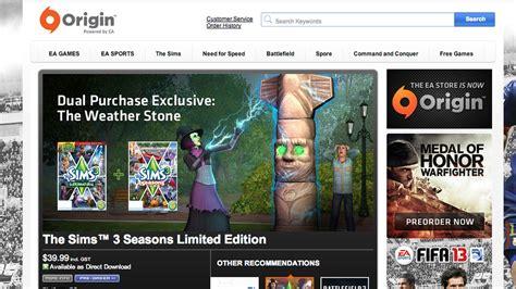 how to uninstall origin games mac electronic arts bringing origin game distribution platform