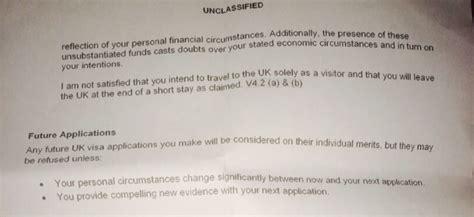 Visa Letter Confirming Relationship application for uk standard visa refused what next travel stack exchange