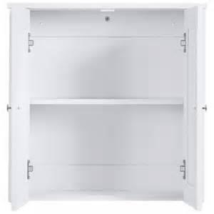 armoire de salle de bain 224 suspendre 2 portes 3suisses