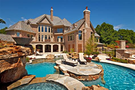 Most Popular House Plans by Barrington Pools Award Winning In Ground Swimming Pools