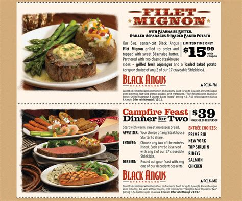 black angus steakhouse coupons promo codes 2016 black angus lunch coupons 2017 2018 best cars reviews