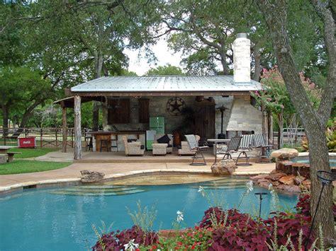 frisco cabana rustic pool dallas  key residential