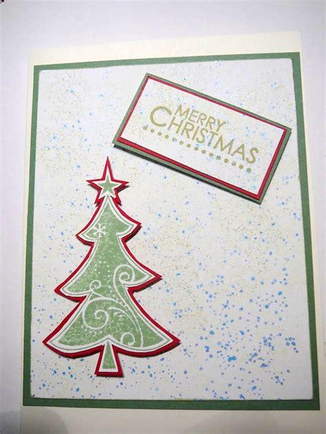Weihnachtsdeko Selbst Gestalten by Wie Gestaltet Stin Up Karten Zu Weihnachten