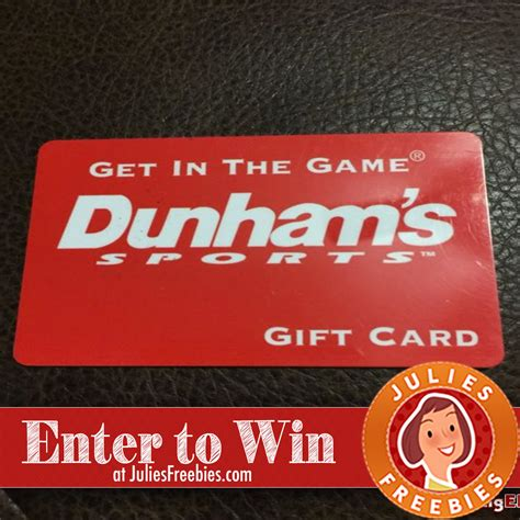 Sports Giveaways Coupon Code - dunham s sports quikly giveaway julie s freebies