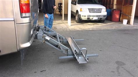 used electric boat lifts for sale hydra lift hydraulic motorcycle lift for sale used youtube