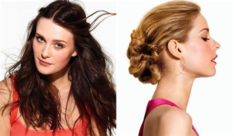 hairstyles for curly nasty hair beat the bad hair blues with these bad hair day hairstyles