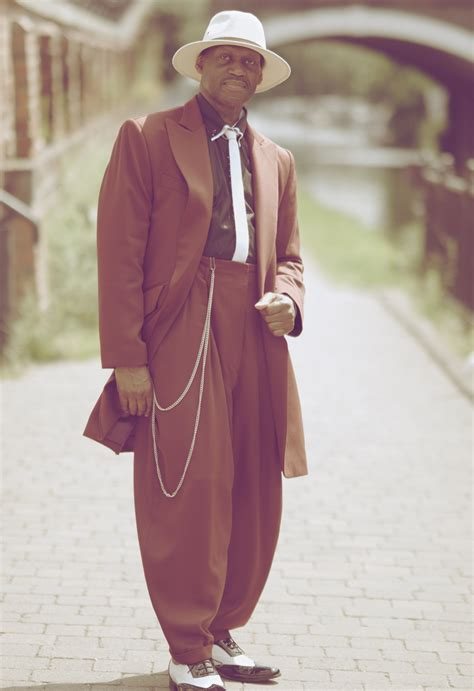 Wedding Zoot Suit by A Zoot Suit Style Wedding Myles Anthony