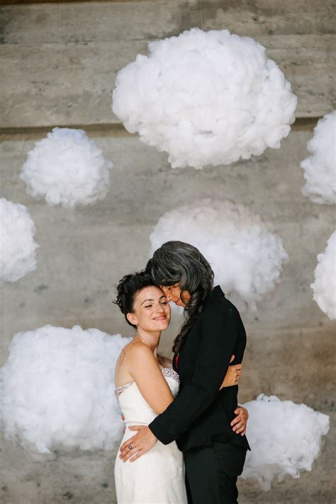 How To: Make Your Own Surreal DIY Cloud Wedding Backdrop