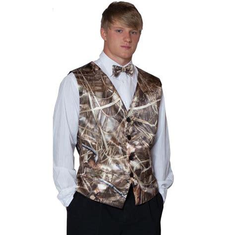 mens camo wedding suits realtree camo s vest vests wedding attire and