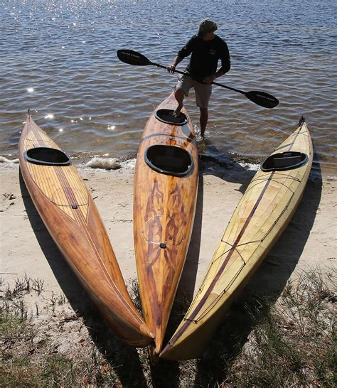 Handmade Wooden Kayak - to offer handmade wooden kayaks for rent