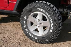 Kevlar Suv Tires Goodyear Wrangler Mt R With Kevlar Product Review