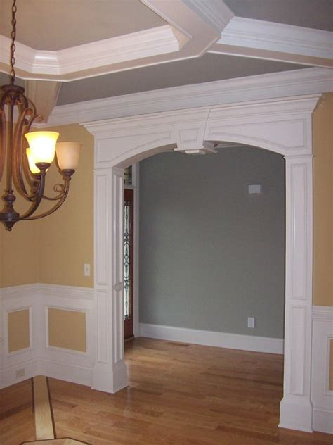 Interior Arch Doors Arches Traditional Interior Doors Raleigh By Woodmaster Woodworks Inc