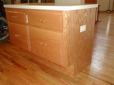 toe kick kitchen cabinets kitchen cabinet toe kick ideas